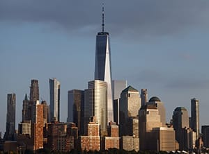 Bild des One World Trade Centers